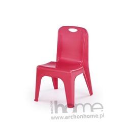 Krzesło DUMBO czerwone