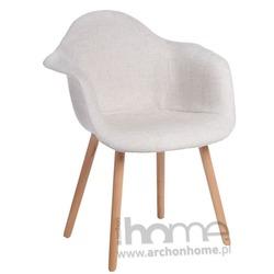 Krzesło COSYARM tapicerowane
