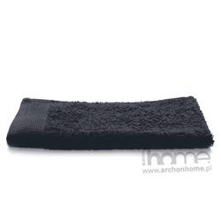 Ręcznik AQUA czarny 30x50