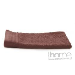 Ręcznik AQUA brązowy 30x50