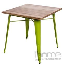 Stół Paris Wood zielony jesion