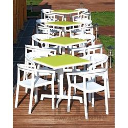 Krzesło Peach białe