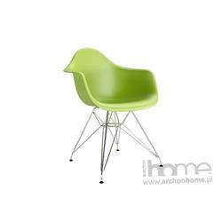 Krzesło Emaus zielone - inspirowane DAR