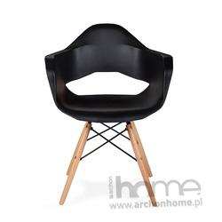 Fotel GULAR DSW czarny