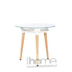 MODESTO stół HIDE 80 biały