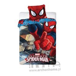 Komplet poœścieli dziecięcej SPIDER MAN 160