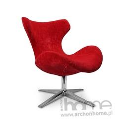 Fotel BLAZER czerwony