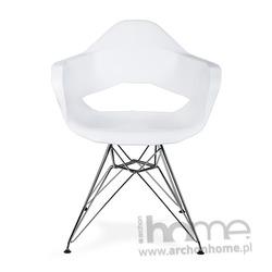Fotel GULAR DSR  biały