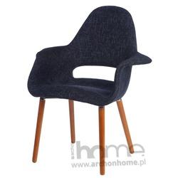 Krzesło A-SHAPE czarne