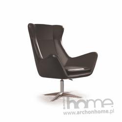 Fotel ATLAS czarny