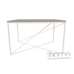 Stół Cień 120 lakierowany biały
