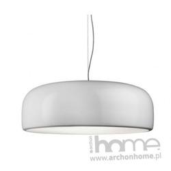 Lampa Smith 60 biała sufitowa