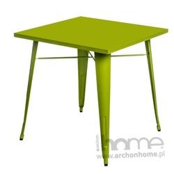 Stół Paris jasno zielony
