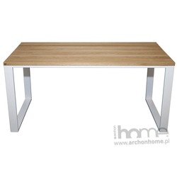 Stół Orlando 160 olejowany biały