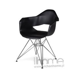 Fotel GULAR DSR czarny
