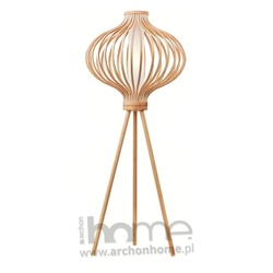 Lampa ARON patyna podłogowa