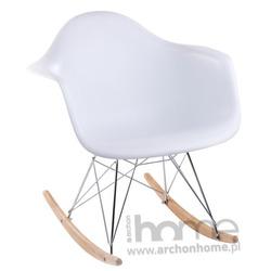 Krzesło BUJAK białe - inspirowane RAR