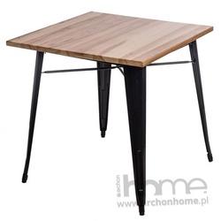 Stół Paris Wood czarny jesion