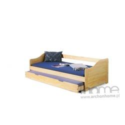 Łóżko LAURA sosna
