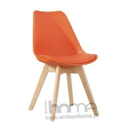 MODESTO Krzesło NORDIC pomarańczowe