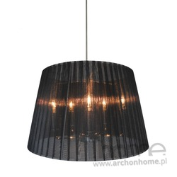 Lampa BLOIS czarna