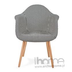 Krzesło PLUSH PEPITKA