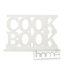 Podkładka pod książkę kucharską George biała