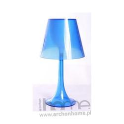 Lampa LUNATIC niebieska stołowa - inspirowana MissK
