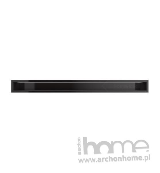 Kratka typu Luft czarny 9x100