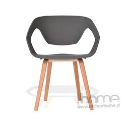 Krzesło SORISSO szare