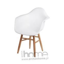 Krzesło Endo Plus białe