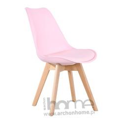 MODESTO Krzesło NORDIC różowe