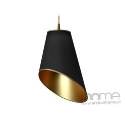 Lampa FOGLIE DI SOLE czarna