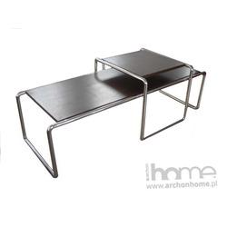 Stolik Laco czarny - inspirowany Laccio Table