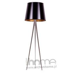 Lampa TRIPOD czarno-zLota
