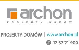 943 Gotowe projekty domów ARCHON+